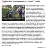 La Dépêche le 23/10/2012
